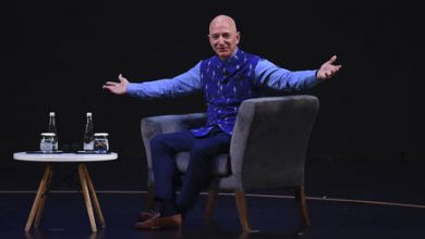 Photo of Jeff Bezos overtakes Elon Musk to reclaim world's richest person title