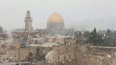 Photo of Jerusalem sees first snow in six years