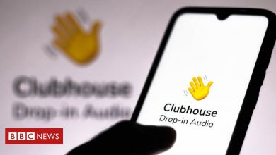 Photo of Clubhouse downloads double in two weeks, analytics firm says