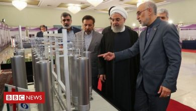 Photo of Iran nuclear deal: Tehran plays down hopes of nuclear talks with US