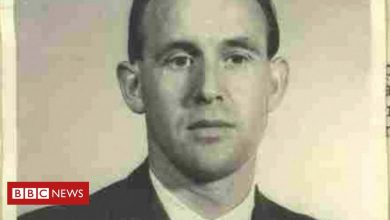 Photo of Friedrich Karl Berger: US deports ex-concentration camp guard to Germany