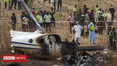 Photo of Seven die in Nigerian Air Force Abuja plane crash