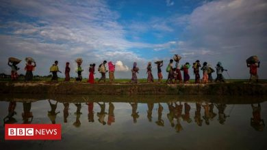 Photo of Rohingya crisis: UN urges rescue of refugees adrift at sea