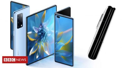 Photo of Huawei Mate X2 folding phone unveiled despite chip supply worries