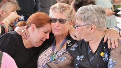 Photo of Christchurch earthquake: Memorial held for victims 10 years on
