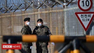 Photo of North Korea man wandered for hours in DMZ amid South's security blunders