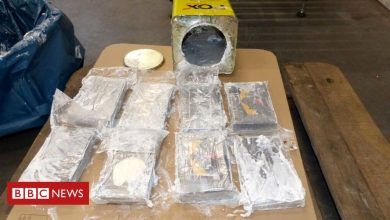 Photo of Cocaine 'worth billions' seized in record Germany and Belgium haul