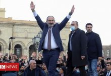 Photo of Armenia PM Nikol Pashinyan accuses army of attempted coup