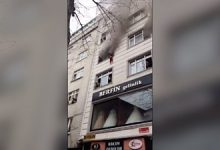Photo of Mother drops children from window to escape Istanbul apartment fire