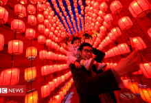 Photo of China celebrates colourful Lantern Festival