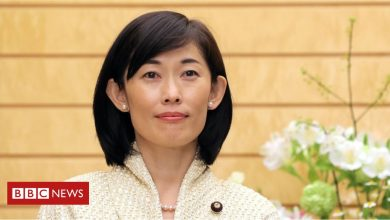 Photo of Japan gender equality minister opposes change on separate spouse surnames