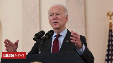 Photo of Biden takes first military action with Syria strike on Iran-backed militias