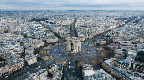 covid-19-pandemic-pushed-french-economy-into-worst-recession-since-world-war-ii-–-report