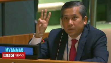 Photo of Myanmar coup: UN ambassador fired after anti-army speech