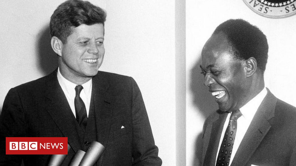 john-f-kennedy:-when-the-us-president-met-africa's-independence-heroes