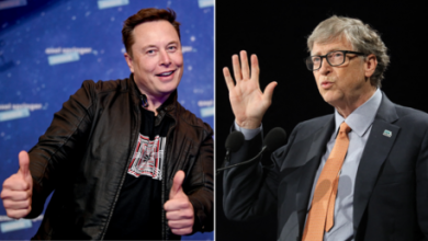 Photo of World's wealthiest clash over bitcoin: Gates advises to stay away, while Musk causes cryptocraze