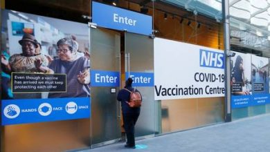Photo of Vaccine passports to bolster British economy and combat impacts of Covid-19 crisis – finance minister