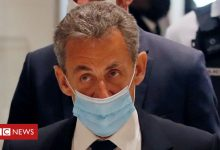 Photo of Sarkozy: Former French president sentenced to jail for corruption