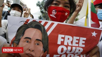 Photo of Myanmar coup: Aung San Suu Kyi appears in court to face fresh charges