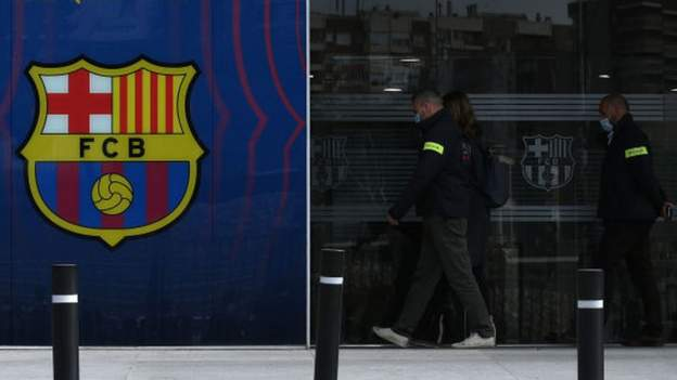 barcelona:-catalan-police-make-four-arrests-over-financial-issues-at-spanish-club