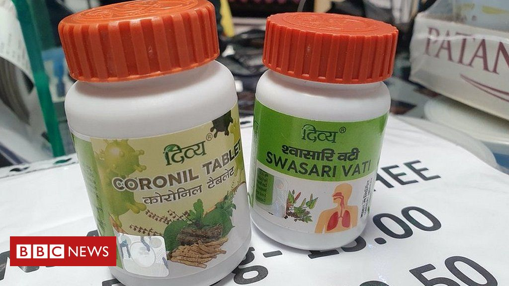 coronavirus:-the-misleading-claims-about-an-indian-remedy