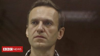 Photo of Alexei Navalny: US imposes sanctions on Russians