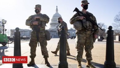 Photo of US Capitol police warn of possible militia plot to breach Congress