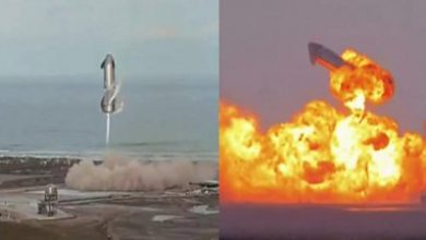 Photo of SpaceX: Starship lands safely… then explodes