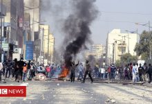 Photo of Senegal protests after opposition leader Ousmane Sonko arrested
