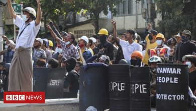 Photo of Myanmar coup: YouTube removes channels run by army amid violence