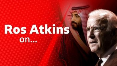 Photo of Ros Atkins on: The superpower and the Saudis