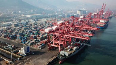 Photo of China's exports surge at record pace from coronavirus-battered levels