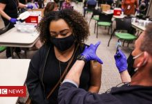 Photo of New US guidance says fully vaccinated people can meet without masks