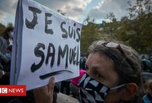 Photo of Samuel Paty: French schoolgirl admits lying about murdered teacher