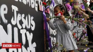 Photo of Women's day: Mexico barrier turned into women's memorial