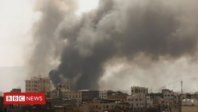 Photo of Yemen war: Many feared dead after fire at migrant detention centre