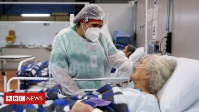 Photo of Covid: Brazil experts issue warning as hospitals 'close to collapse'