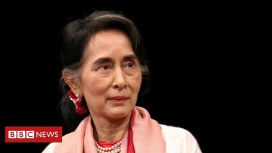 Photo of Myanmar's military accuses Suu Kyi of taking $600,000 and gold