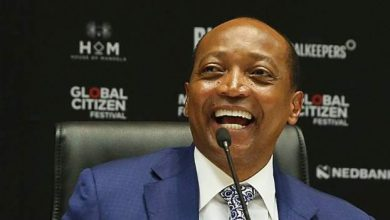 Photo of Caf's Patrice Motsepe – from billionaire tycoon to African football boss