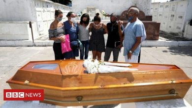 Photo of Covid-19: Brazil surge reaches new level as daily deaths pass 2,000
