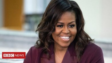 Photo of Michelle Obama: Former US first lady says she is 'moving towards retirement'