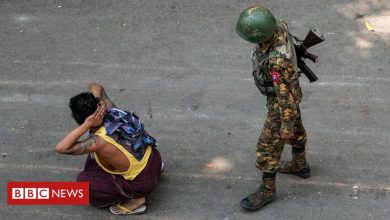 Photo of Myanmar coup: The 'battle tactics' used in crackdowns on protests