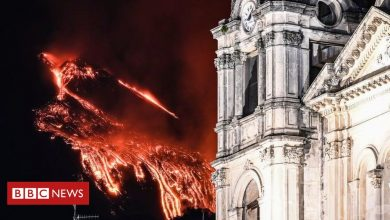 Photo of Etna: Life beneath the volcanic dust of repeated eruptions