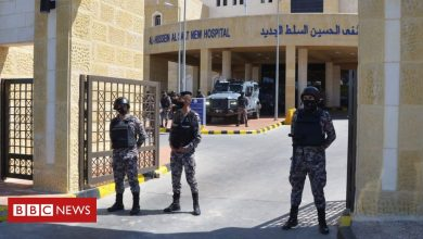 Photo of Covid: Jordan's health minister quits over hospital oxygen deaths