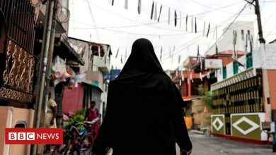 Photo of Sri Lanka to ban burka and other face coverings