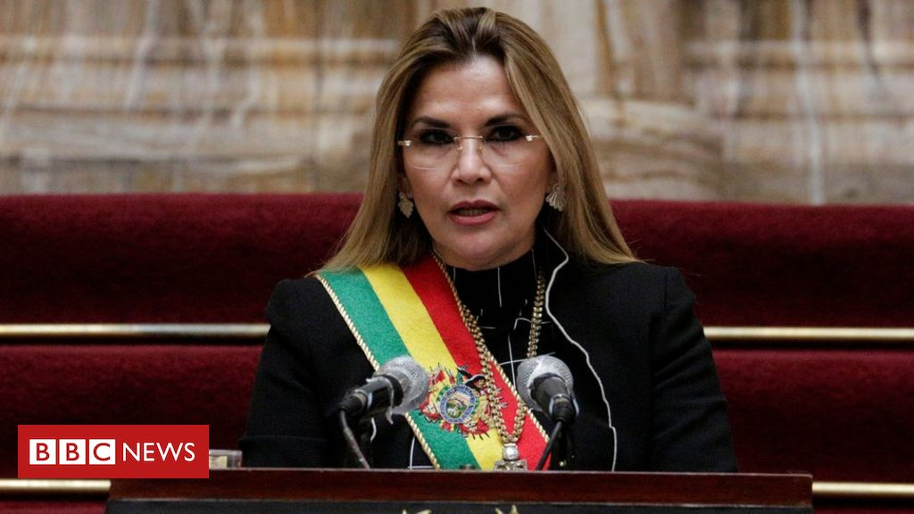 bolivia:-ex-interim-president-jeanine-anez-arrested-over-'coup'