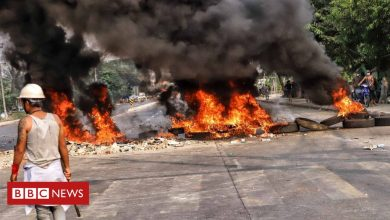 Photo of Myanmar protests: Protesters killed in bloody Yangon crackdown