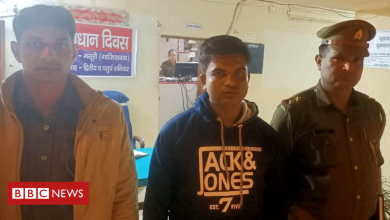 Photo of Indian police arrest two men after assault on Muslim boy at Hindu temple