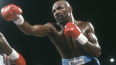 Photo of 'Marvelous' Marvin Hagler: Former undisputed middleweight world champion dies aged 66