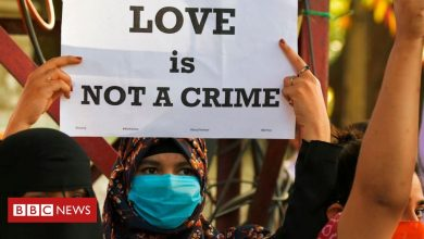 Photo of India's interfaith couples on edge after new law